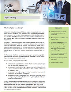 Agile Coaching - Agile Collaborative